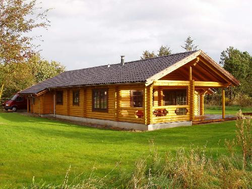 Luxe houtstapelbouw recreatiewoningen volledig for Flachbau haus bauen
