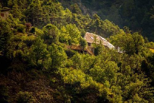 Maison de vacances en montagne alpes de haute provence for Chambre hote barcelonnette