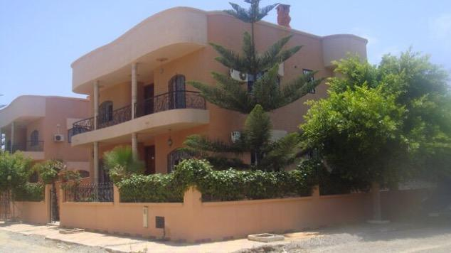 Prachtige villa in het centrum van saidia in marokko te koop euro - Maison berkane ...