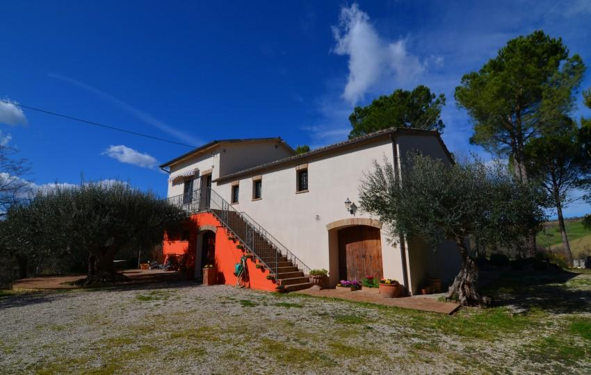 country house with pool in treia 350000 - Olive Garden State College