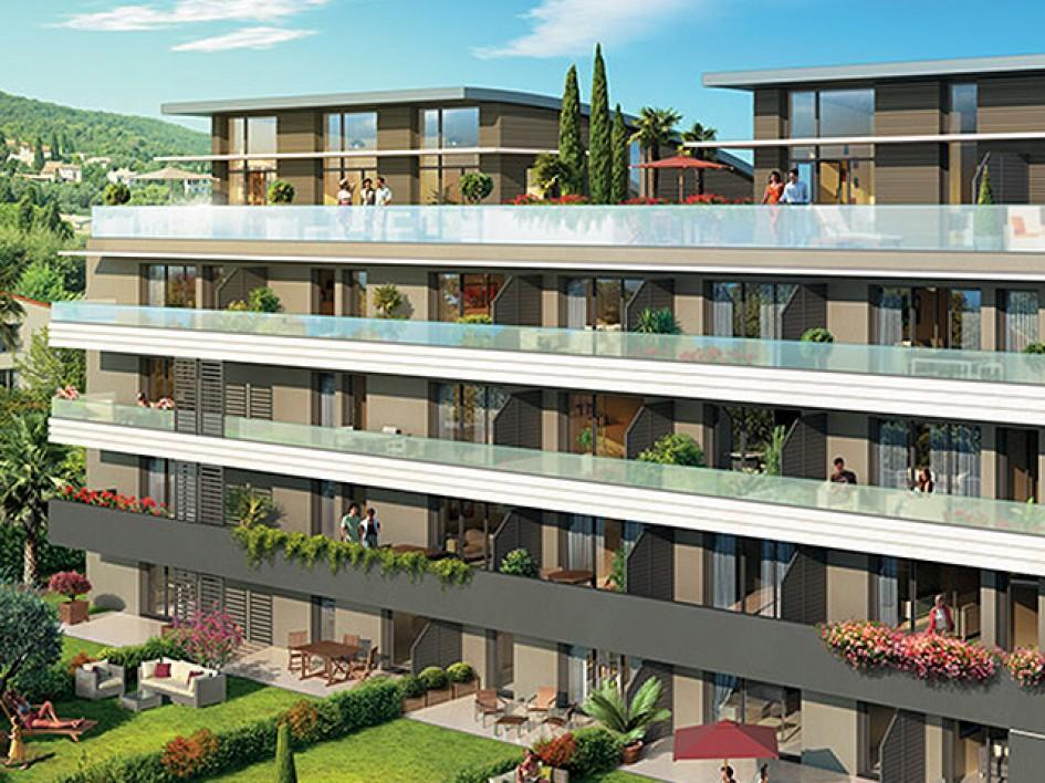 Appartement kopen in provence alpes cote dazur frankrijk for Design appartement frankrijk