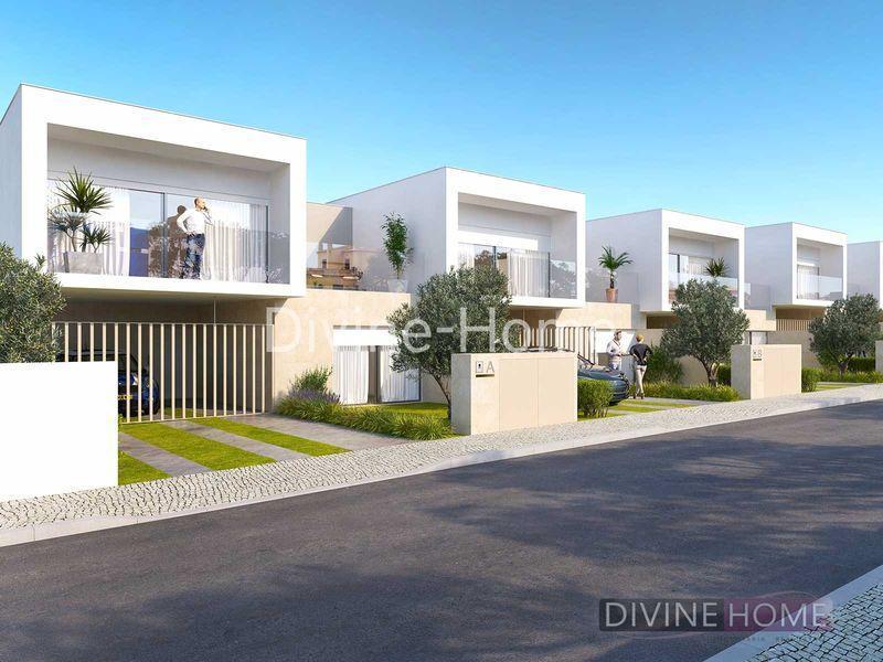 Mooi huis met slaapkamers elk met een eigen tuin terras
